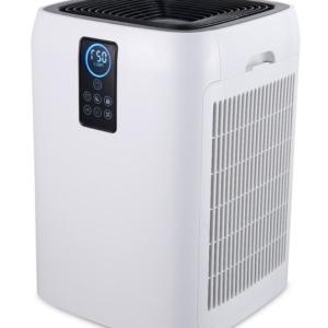 Пречистватели на въздух с HEPA филтър+йонизатор